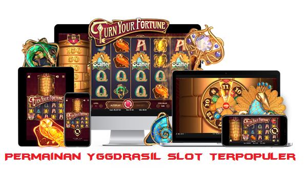 Permainan Yggdrasil Slot Terpopuler